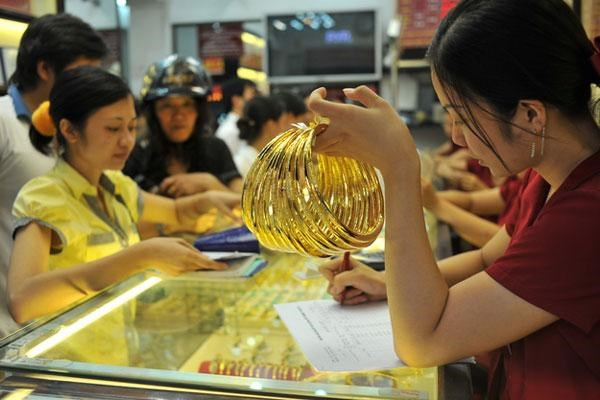 Cách soi vàng thật, vàng giả