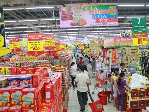 Doanh nghiệp TP. Hồ Chí Minh chuẩn bị trên 15.000 tỷ đồng hàng Tết Ất Mùi