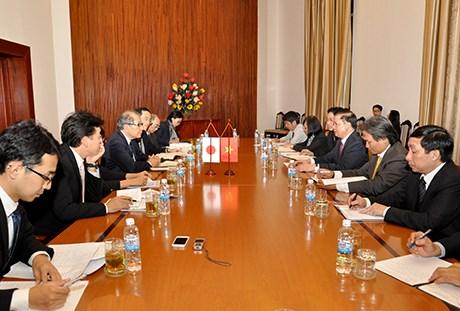 Tăng cường hợp tác giữa Bộ Tài chính Việt Nam và JICA