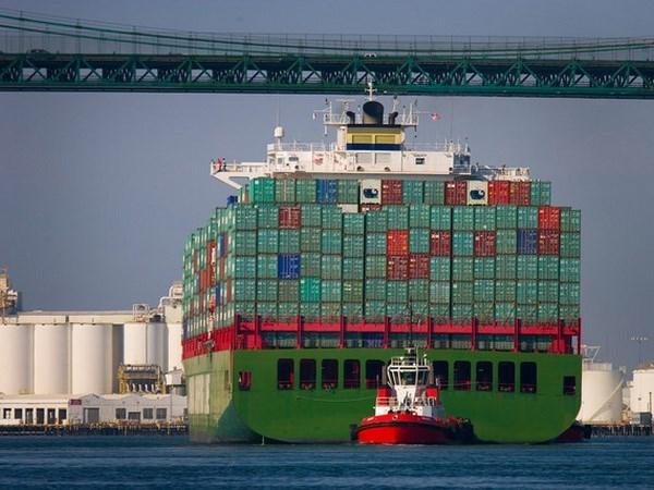 2014 - năm thứ 3 liên tiếp nước ta có thặng dư thương mại