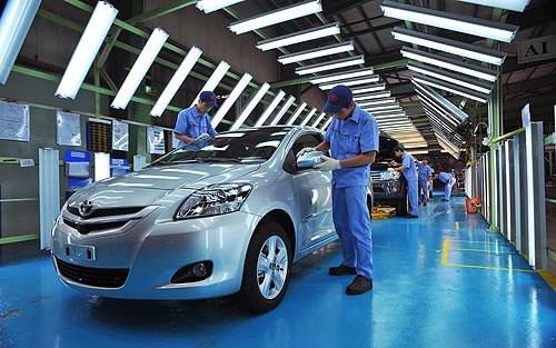 Thị trường ôtô: Tăng trưởng vượt mong đợi