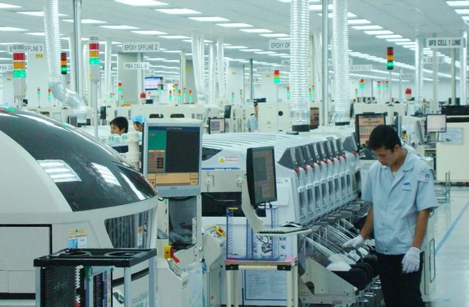 Samsung sắp khởi công dự án 1,4 tỷ USD tại TP. Hồ Chí Minh