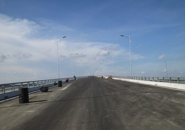 Dự kiến mức phí đường bộ trạm cầu Cổ Chiên, Trà Vinh