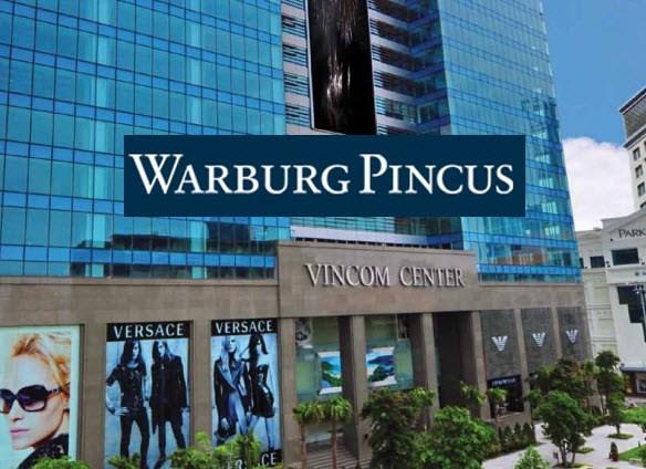 Warburg Pincus đầu tư thêm 100 triệu USD vào Vincom Retail