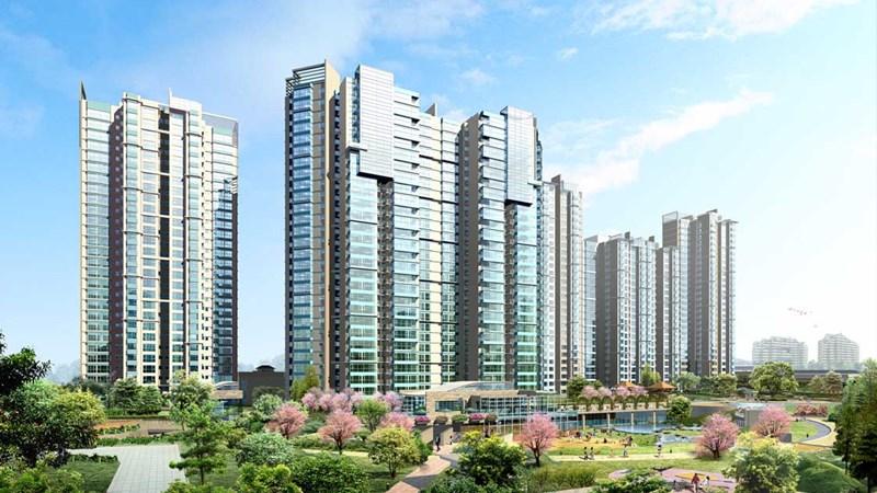 Thị trường TP. Hồ Chí Minh: Bất động sản cao cấp lấn lướt