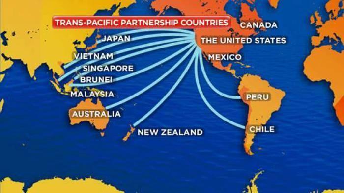 TPP tạo xung lực phát triển kinh tế đối ngoại