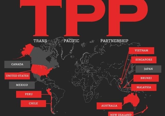 TPP và những sóng gió cuối cùng