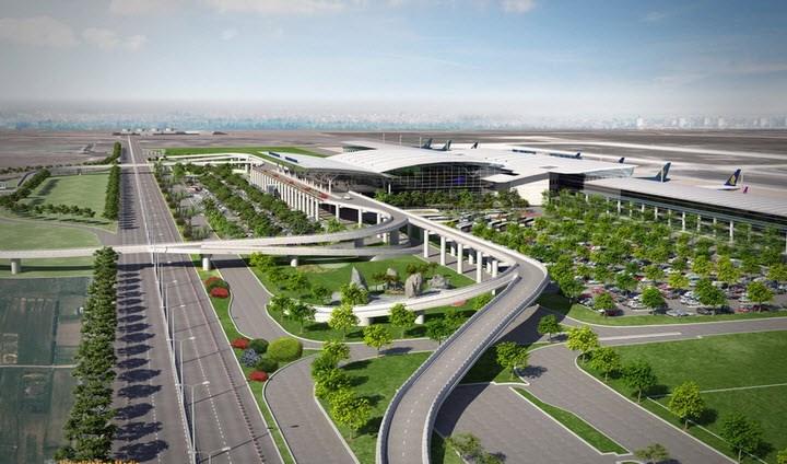 Chậm nhất cuối năm 2018 phải khởi công Dự án sân bay Long Thành