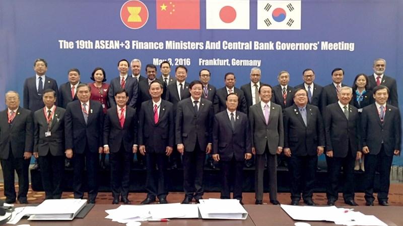 Hội nghị Bộ trưởng và Thống đốc Ngân hàng Trung ương ASEAN+3 lần thứ 19