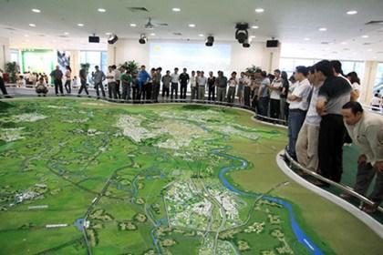 Thêm 3 tỉnh chính thức vào quy hoạch Vùng thủ đô
