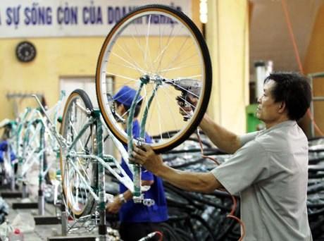Xe đạp Thống Nhất tiến hành đấu giá trên HNX