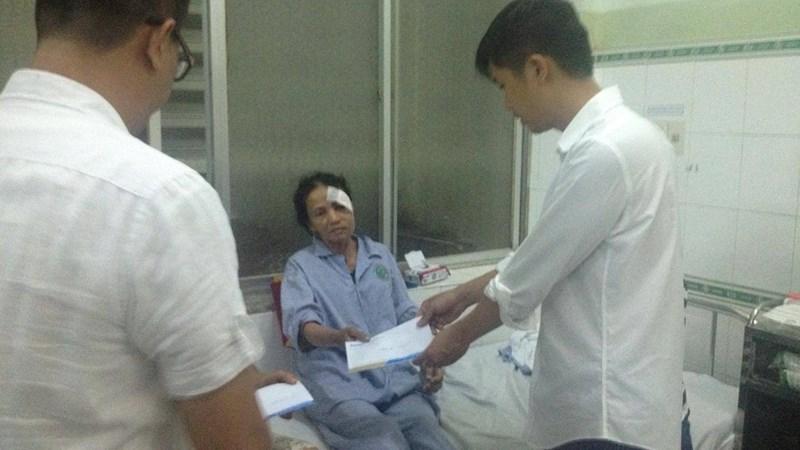 Tạm ứng bồi thường cho các nạn nhân vụ tai nạn xe thảm khốc tại Bình Thuận