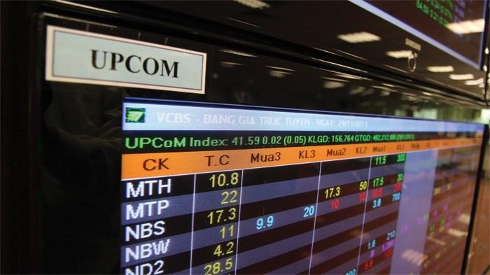 HNX công bố nguyên tắc tính chỉ số UPCoM Premium Index