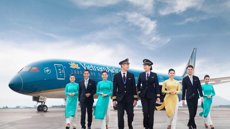 Vietnam Airlines trở thành hãng hàng không quốc tế 4 sao