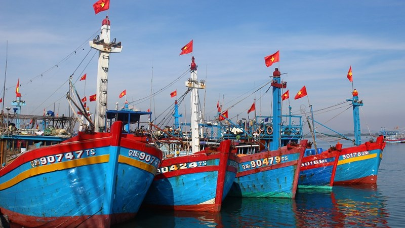 15.000 tàu cá của ngư dân được bảo hiểm theo Nghị định 67