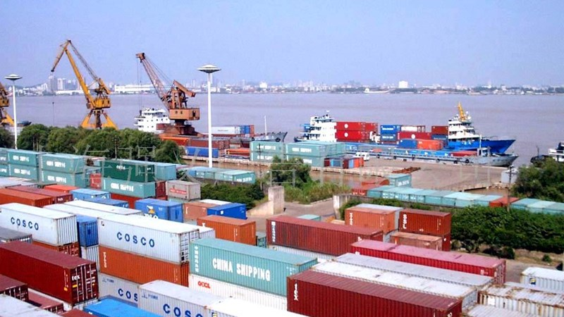 Kim ngạch hàng hóa xuất khẩu 7 tháng ước đạt 96,83 tỷ USD