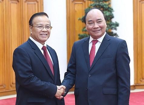 Mối quan hệ đặc giữa Việt Nam và Lào ngày càng đi vào chiều sâu