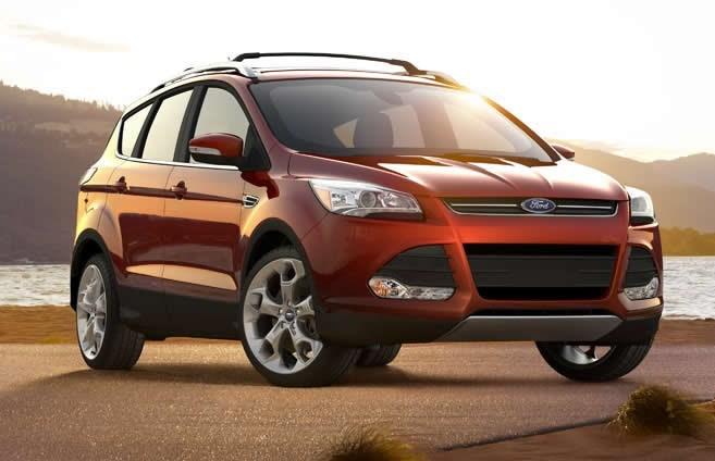 830.000 xe Ford dính lỗi cửa tự mở khi đang chạy được triệu hồi