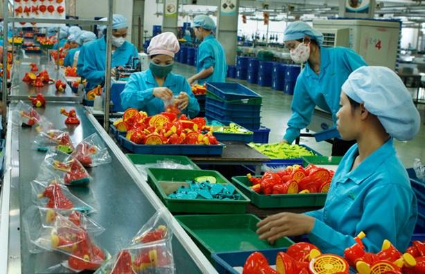 Tháng 11, chỉ số sản xuất ngành công nghiệp tăng 7,2%