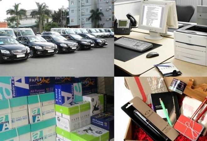 Gỡ vướng về việc sử dụng vốn nhà nước để mua sắm thường xuyên