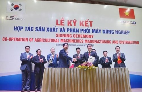 Thaco phát triển thành tập đoàn đa ngành
