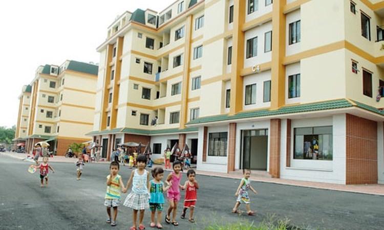Gỡ vướng về chính sách vốn vay phát triển nhà ở xã hội
