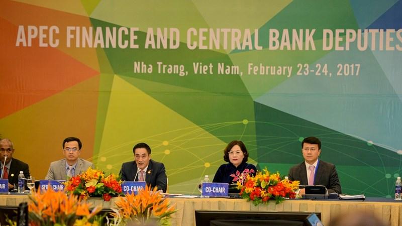 Bài phát biểu Khai mạc Hội nghị Thứ trưởng Tài chính và Phó Thống đốc NHTW APEC 2017