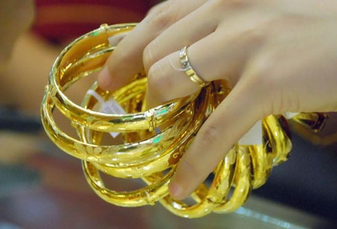 Vàng trong nước có xu hướng tăng giá