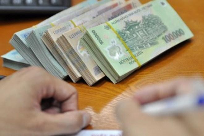 Xác định nguồn kinh phí được phép chi thu nhập tăng thêm với cán bộ,công chức