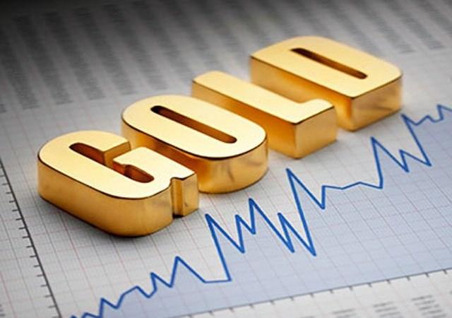 Giá vàng đồng loạt bật tăng