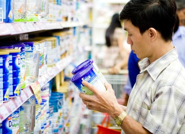 Doanh nghiệp nào đã thực hiện kê khai giá sữa dành cho trẻ dưới 6 tuối?