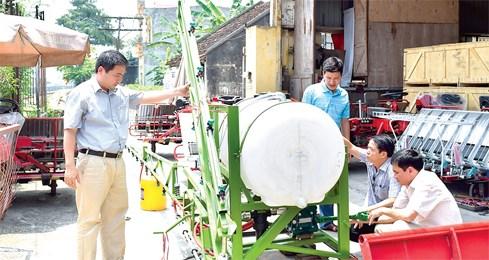 9 nhóm thiết bị nông nghiệp nhập khẩu phải kiểm tra chất lượng