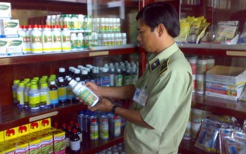 Xử lý nghiêm hành vi buôn lậu vật tư nông nghiệp