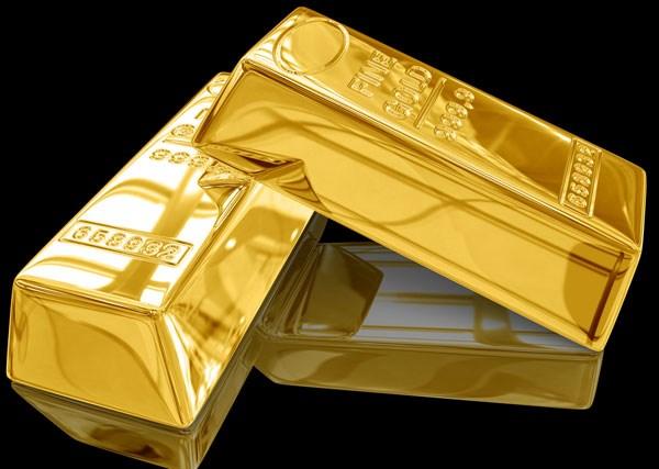 Giá vàng thế giới nhích lên 1.227 USD