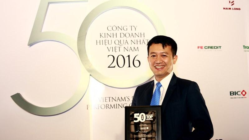 Tập đoàn Bảo Việt: Top 50 công ty kinh doanh hiệu quả nhất Việt Nam