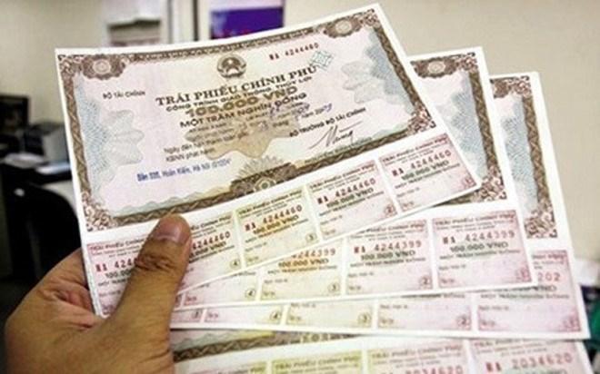 4.000 tỷ đồng trái phiếu Chính phủ được huy động thành công