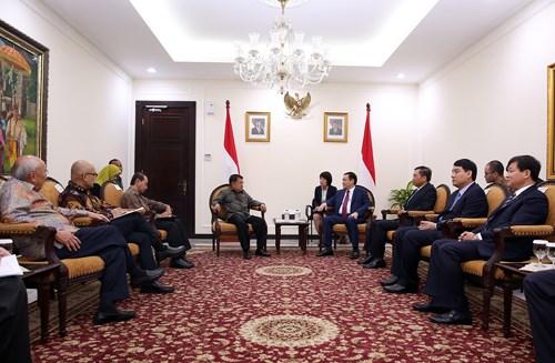 Phó Thủ tướng Vương Đình Huệ kết thúc tốt đẹp chuyến thăm và làm việc tại Indonesia
