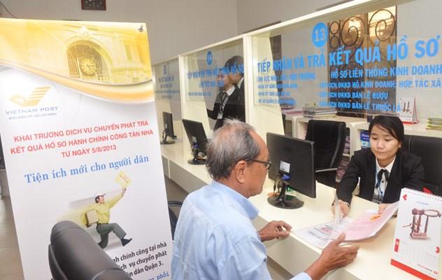 Gỡ vướng quy định về giải quyết thủ tục hành chính qua dịch vụ bưu chính