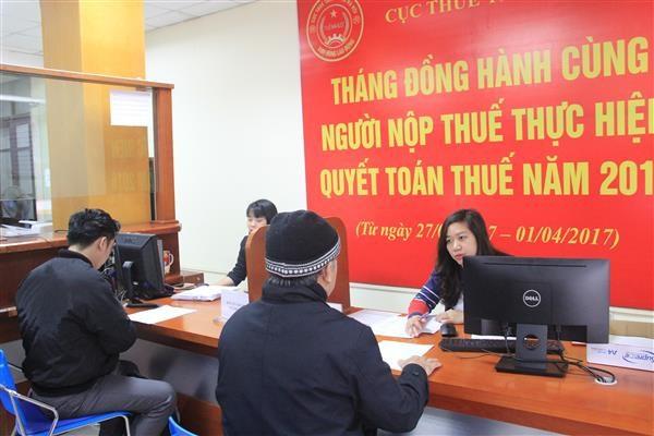 Hà Nội: 95% số tiền thuế được thực hiện nộp theo phương thức điện tử