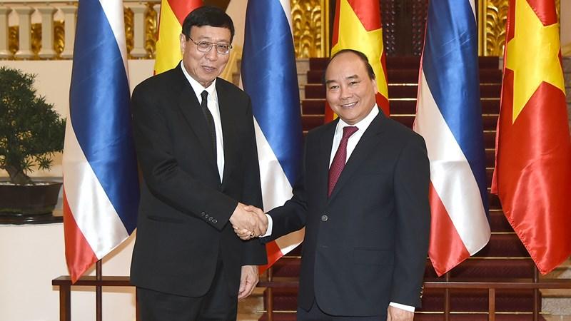 Quan hệ giữa Việt Nam và Thái Lan ngày càng đi vào chiều sâu