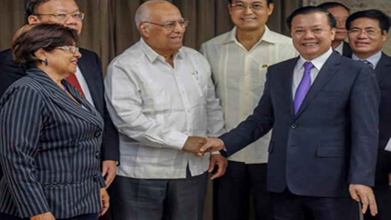 Thúc đẩy quan hệ hợp tác trong lĩnh vực tài chính giữa Việt Nam - Cuba