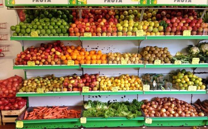 Hà Nội: Cấp biển nhận diện cho cửa hàng bán trái cây sạch