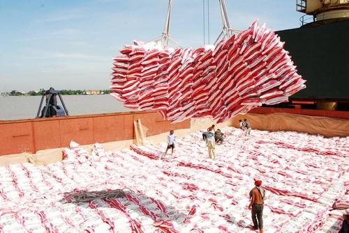 Ða dạng hóa trong xuất khẩu gạo
