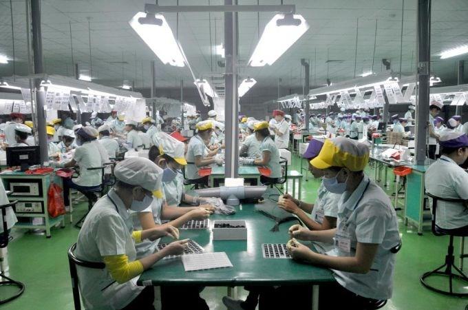 Sản phẩm điện tử Hàn Quốc áp đảo thị trường Việt Nam