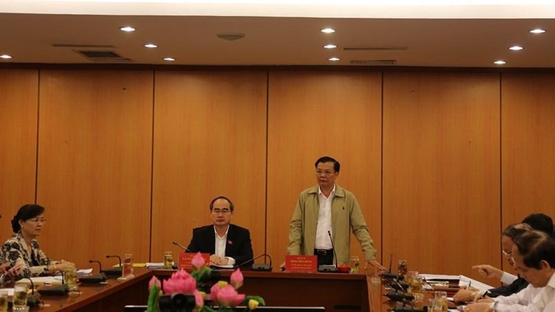 TP. Hồ Chí Minh sẽ được tự chủ áp dụng thí điểm cơ chế đặc thù