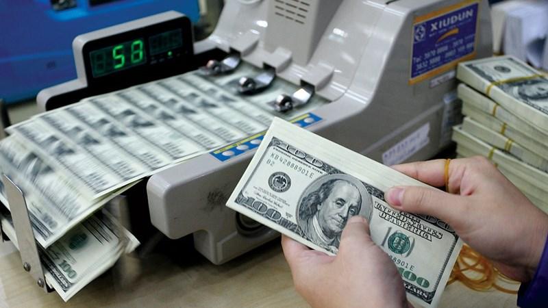 Ngân hàng tiếp tục mua ròng ngoại tệ từ khách hàng