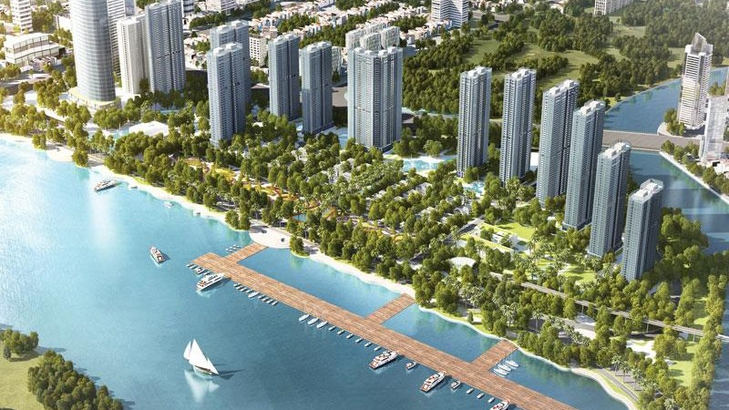 Gần 33% vốn FDI vào TP. Hồ Chí Minh đổ vào bất động sản