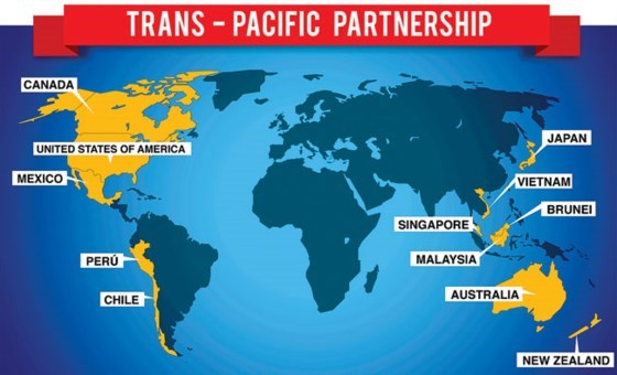 Các nước nỗ lực vì TPP