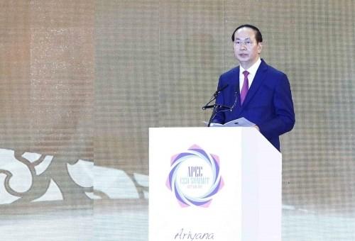 Hội nghị Thượng đỉnh doanh nghiệp APEC 2017: Tạo động lực tăng trưởng và liên kết toàn cầu