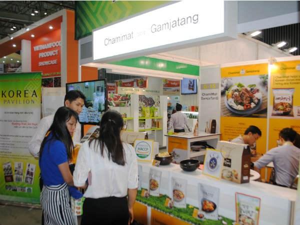 Vietnam Foodexpo 2017: Kết nối giao thương, mở đường phát triển